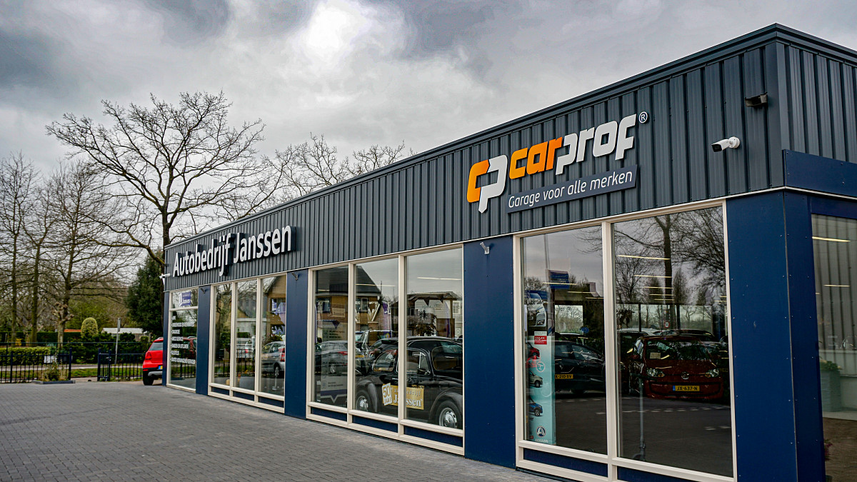 Het verhaal van Autobedrijf J. Janssen BV