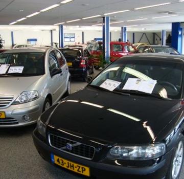 Het verhaal van Automobielbedrijf de Kantsingel